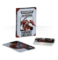 Warhammer 40,000 Datacards: Farsight Enclaves