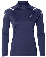 Рубашка беговая Asics Icon Ls 1/2 Zip Top женская