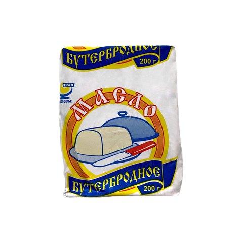 Масло сливочное ТМК 200гр