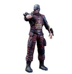 Активная фигурка Дедшот (Deadshot) - Бэтмен Аркхем Сити, DC Collectibles