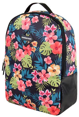 Рюкзак тропические цветы