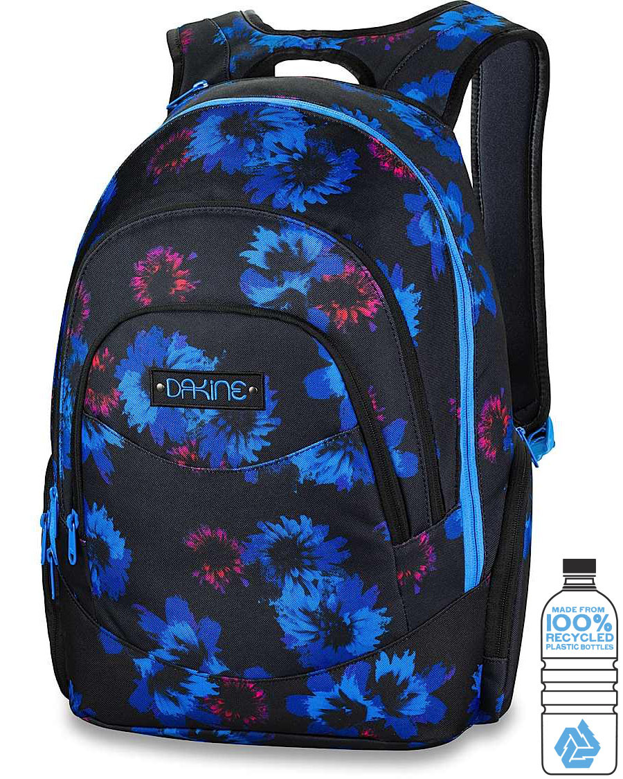 Dakine Prom 25L Рюкзак женский Dakine Prom 25L Blue Flowers 8210025_BFL_PROM25L_BLUEFLOWERS.jpg