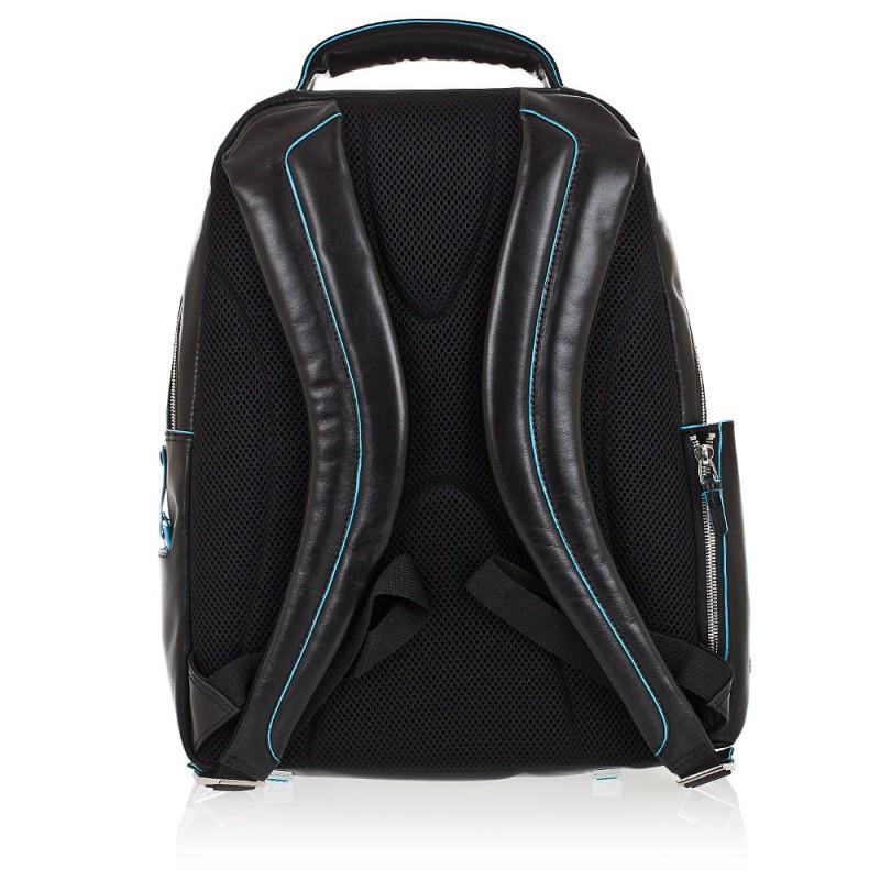 Рюкзак Piquadro Blue Square, цвет черный, 31х42х18,5 см (CA1813B2/N)