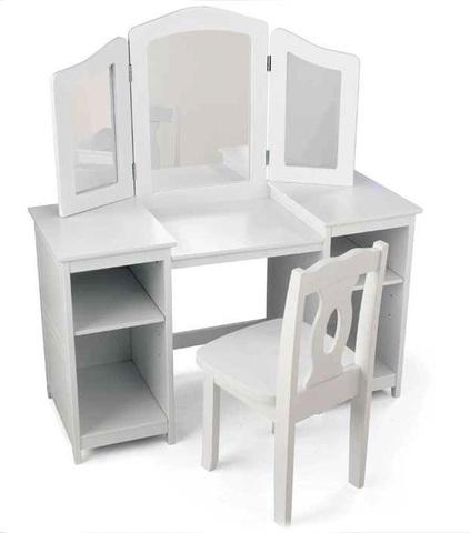 KidKraft Делюкс Deluxe - туалетный столик для девочек 13018_KE