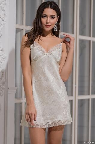 Короткая сорочка Mia-Amore 3170 NIKA (нат.шелк)