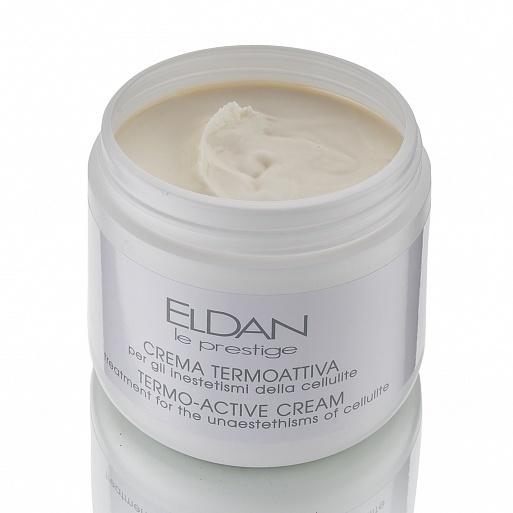 Крем антицеллюлитный термоактивный Eldan Termo-active Cream Treatment for the Unestethisms of Cellulite Le Prestige 500мл