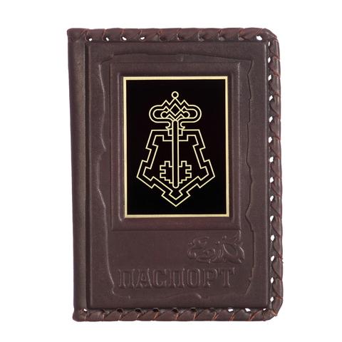 Обложка для паспорта «Вневедомственная охрана» 1