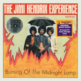 The Jimi Hendrix Experience / Burning Of The Midnight Lamp (Coloured Vinyl)(7' Vinyl EP)