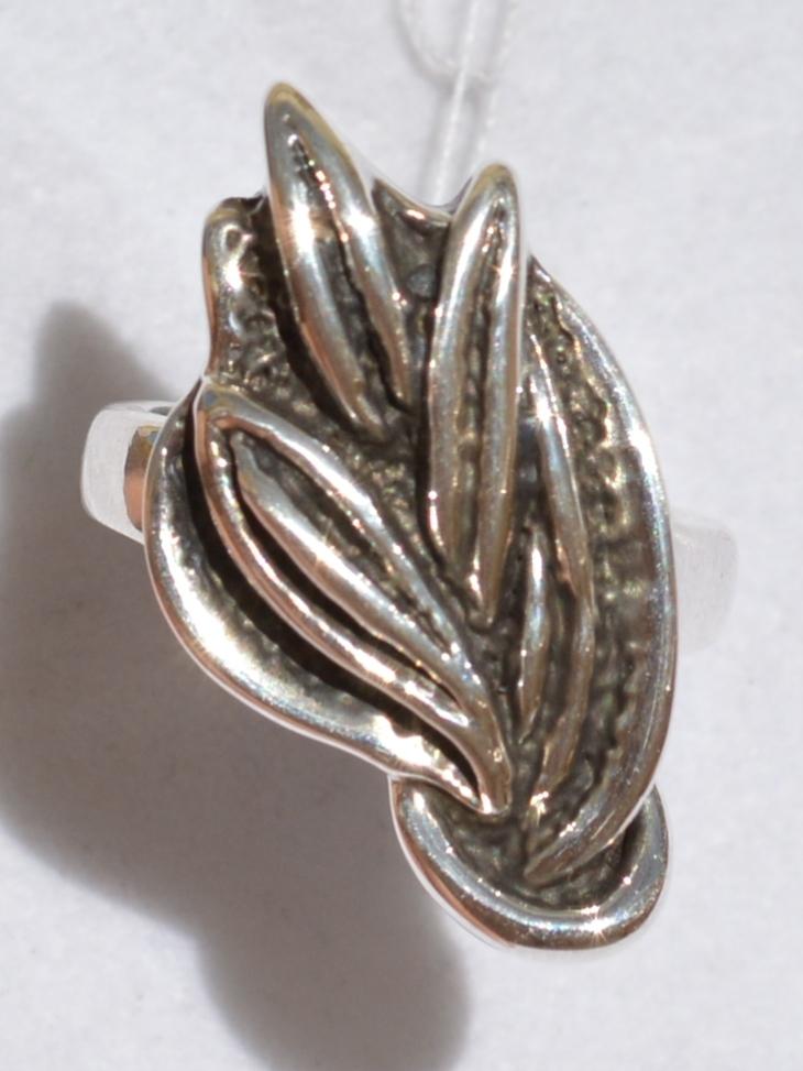 Маранта (кольцо из серебра)