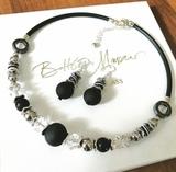Комплект ожерелье и серьги Eleganza цвет 064A