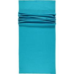 Полотенце для сауны Vossen 80x220 Vossen Rom Pique-U бирюзовое