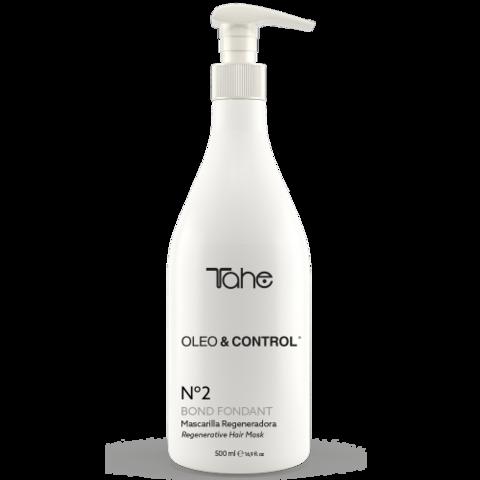 OLEO&CONTROL №2. Регенерирующая маска для питания и разглаживания волос