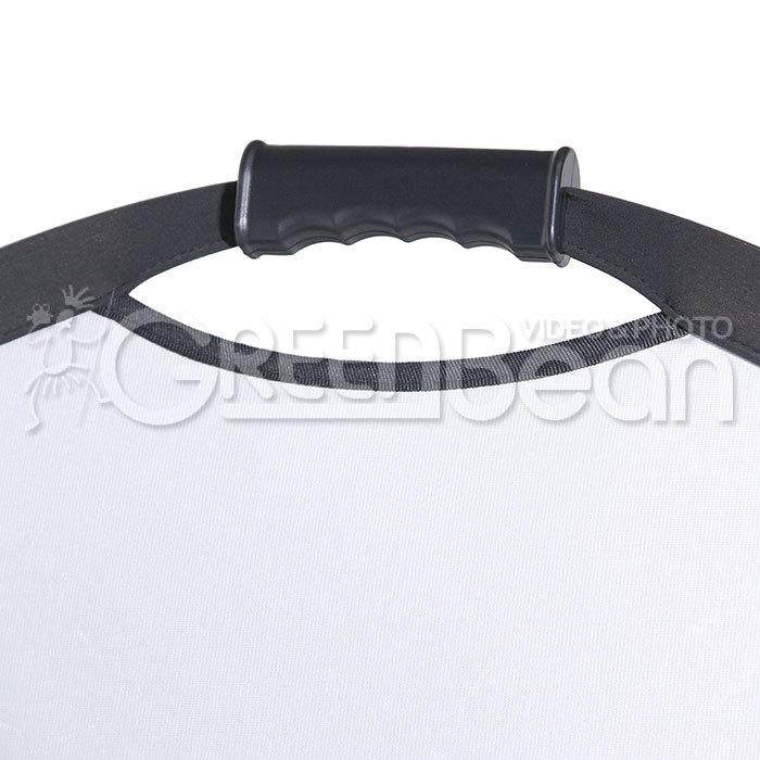 GreenBean GB Flex 80 silver/white M (80 cm)