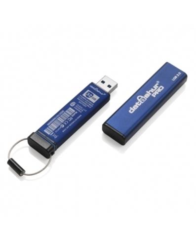 Защищенный флеш накопитель «Flash Drive DatAshur Pro» 4Gb