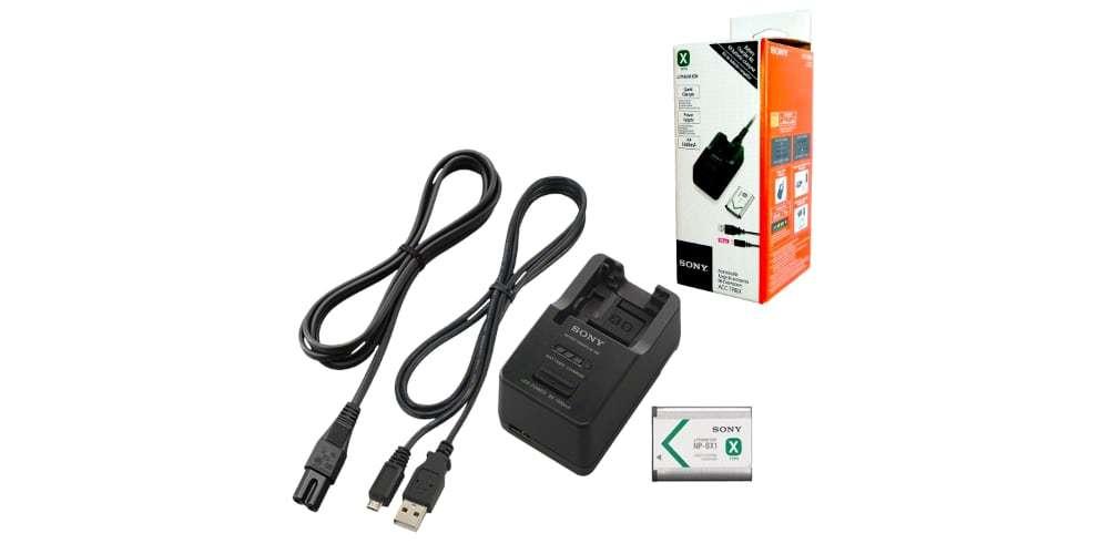 Зарядное устройство Sony (ACC-TRBX) комплект