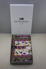 Постельное белье 2 спальное евро Matteo Bosio 07-МВ