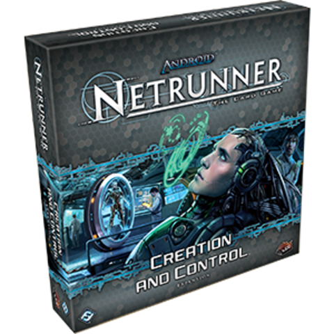 Android: Netrunner LCG: Creation and Control Deluxe