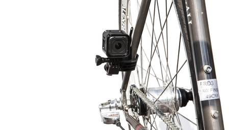 Крепление камеры для стрельбы/охоты/рыбалки Sportsman Mount на велосипеде