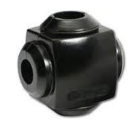 Сжим ответвительный У-739М (4-10 : 1,5-2,5 мм²) IP20 TDM