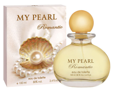 MY PEARL Romantic, Sergio Nero