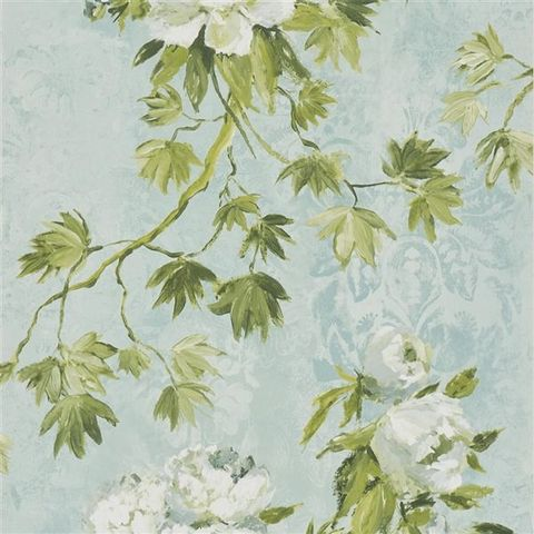 Обои Designers Guild Caprifoglio Wallpapers PDG673/02, интернет магазин Волео