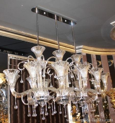 murano chandelier  ARTE DI MURANO 11-53 by Arlecchino Arts ( HK)