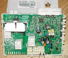 Электронный модуль стиральной машины Аристон,Индезит 375883