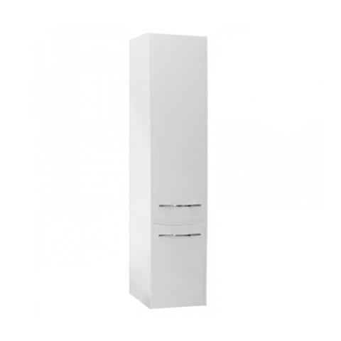 Шкаф-колонна Акватон - ИНФИНИТИ белый глянец  1A192303IF01L левый