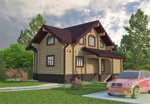 Проект дома 741