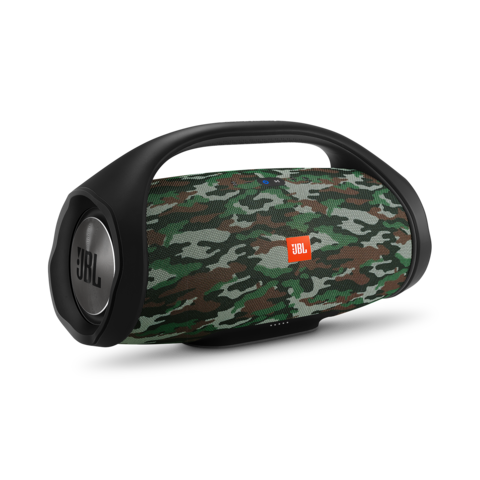 яJBL Boombox Limited Edition Squad (камуфляж)