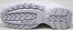 Зимние кроссовки Fila Disruptor II