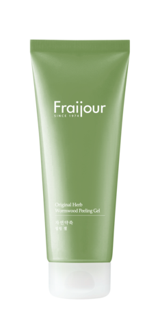 EVAS Fraijour Гель-пилинг для лица Original Herb Wormwood Peeling Gel, 150 мл