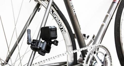 Крепление камеры для стрельбы/охоты/рыбалки Sportsman Mount пример крепления