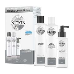 Nioxin System 1 Kit XXL - Набор (Система 1) 300 Мл+300 Мл+100 Мл