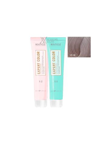 Expert Color Hair Color Cream 10/18 светлый блондин пепельно-жемчужный 100 мл