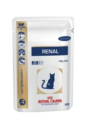 Royal Canin Vet Renal pouch with chicken
