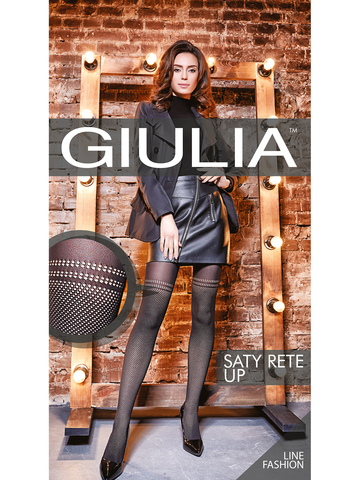 Колготки Saty Rete Up 01 Giulia