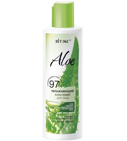 Витэкс Aloe 97% Увлажняющий алоэ-тоник для лица 150 мл