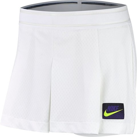 Юбка теннисная NIKE COURT SLAM SHORT NEW YORK  / AT5070-100
