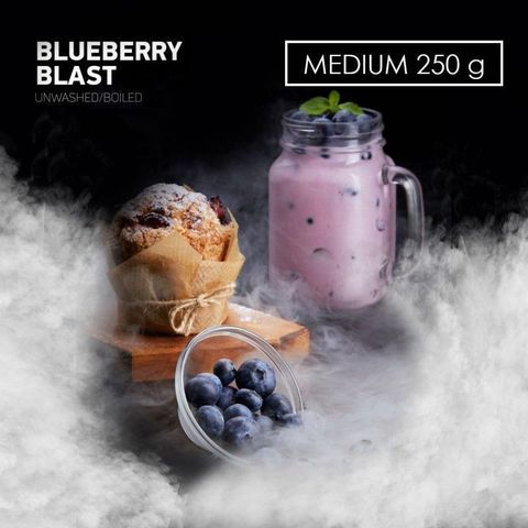 Табак Dark Side MEDIUM BLUEBERRYBLAST 250 г