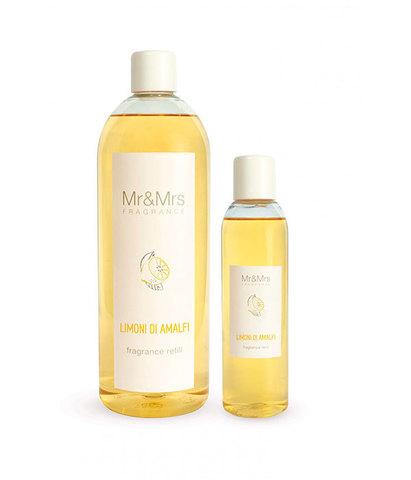Наполнитель для ароматического диффузора Blanc №29 Лимоны Амальфи, Mr&Mrs Fragrance