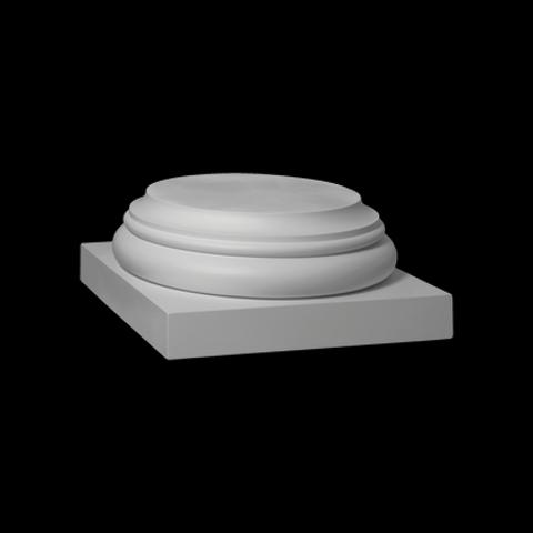 База (колонна) Европласт из полиуретана 4.13.002, интернет магазин Волео