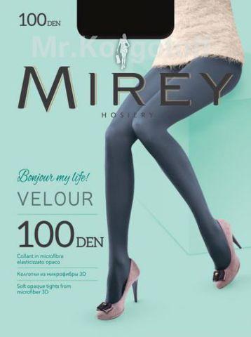 Колготки Mirey Velour 100