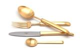 Набор 72 пр CARRE GOLD, артикул 9132-72, производитель - Cutipol