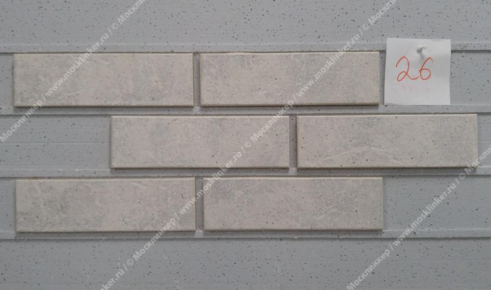 Плитка-клинкер ABC, Granit, Grau, 240х71х10, NF