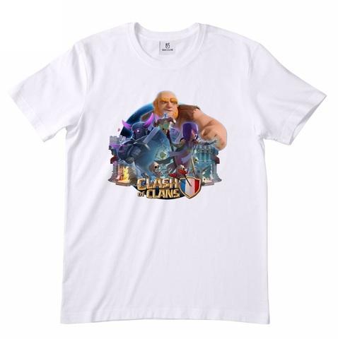 Клэш Рояль футболка Логотип