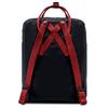 Рюкзак Fjallraven Kanken Classic Черный + Красный