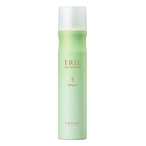 Lebel Trie Powdery Spray 5 - Спрей-пудра с матирующим эффектом