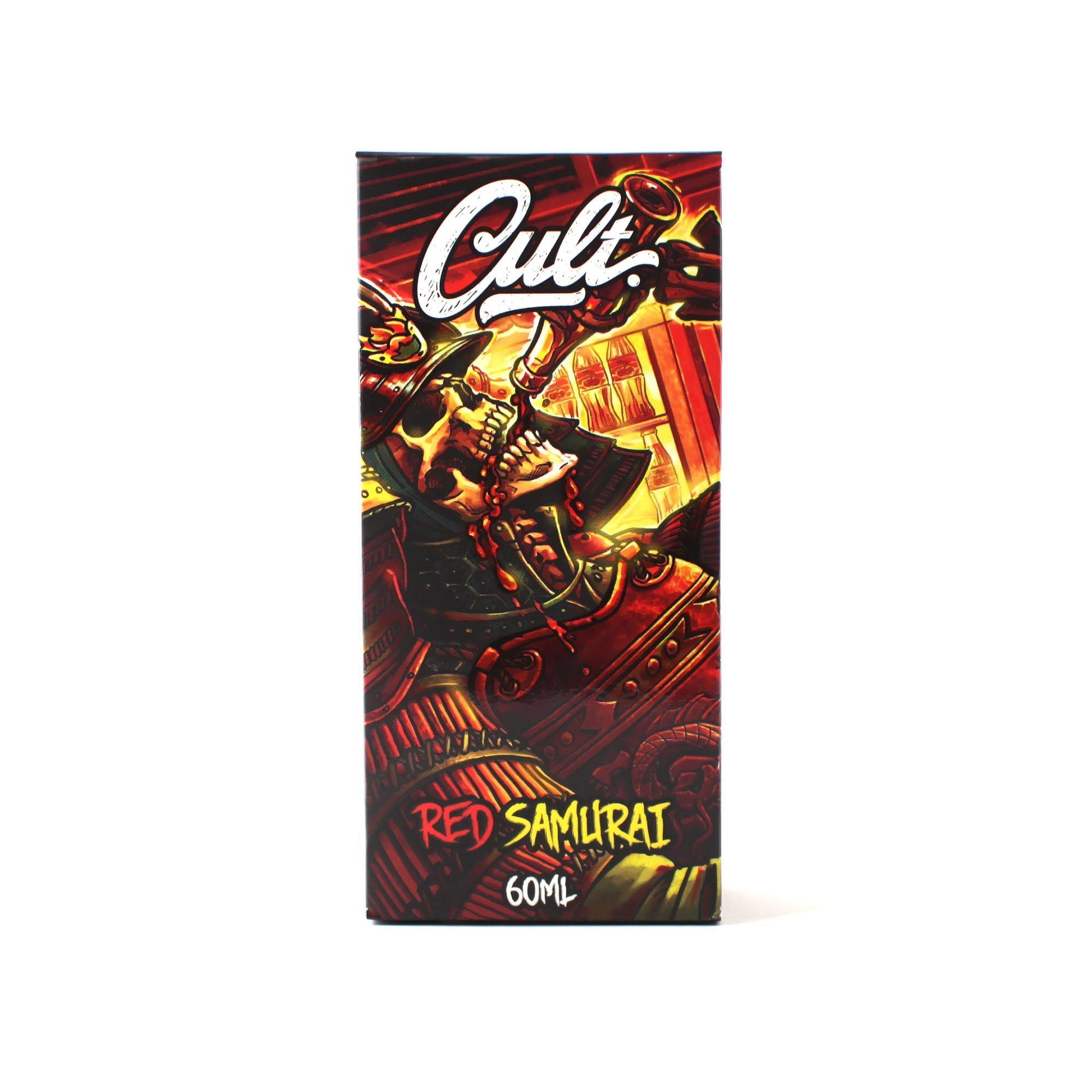 Жидкость Cult Red Samurai