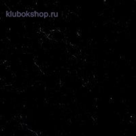 Шерсть для валяния Полутонкая (Троицкая) цвет 140 черный